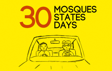 30 Mosques in 30 Days